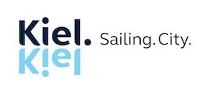 Neue Marke für Kiel - Kiel Sailing City Logo quer