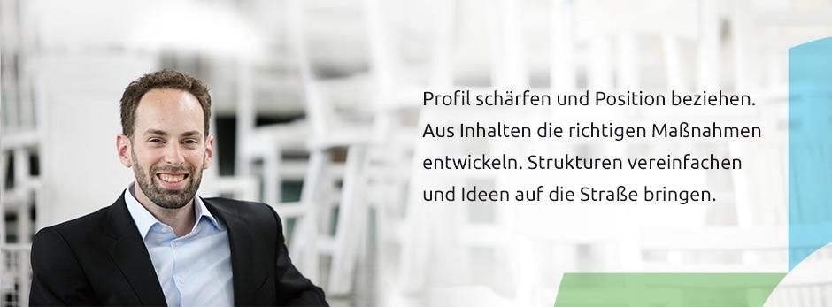 markenprofil | christof ortmann - Projektmanagement