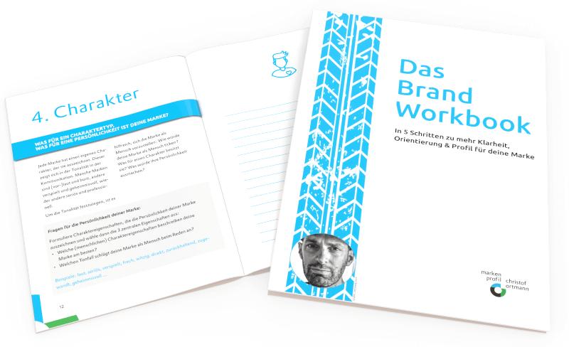 Brand Workbook 3d Mockup